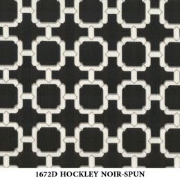 1672D HOCKLEY NOIR-SPUN