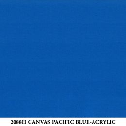 2088H CANVAS PACIFIC BLUE-ACRYLIC