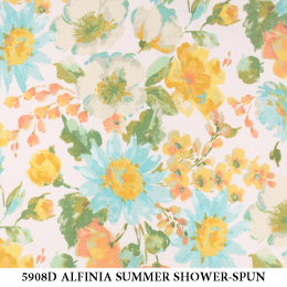 5908D ALFINIA SUMMER SHOWER-SPUN