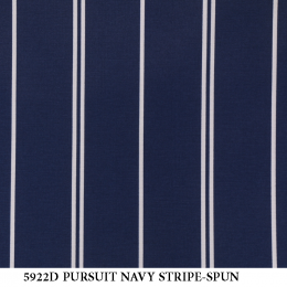5922D PURSUIT NAVY STRIPE-SPUN