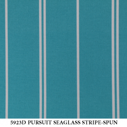 5923D PURSUIT SEAGLASS STRIPE-SPUN