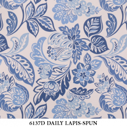 6137D DAILEY LAPIS-SPUN