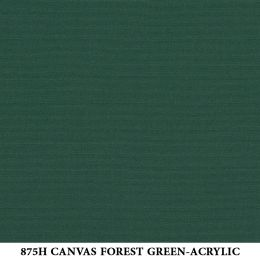 875H-CANVAS-FOREST-GREEN-ACRYLIC