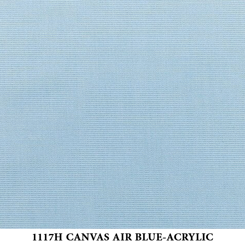 1117H Canvas Air Blue-Acrylic