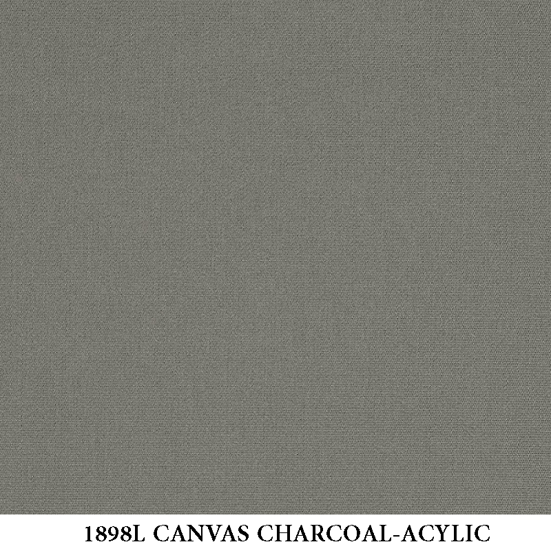 1898L Canvas Charcoal-Acrylic