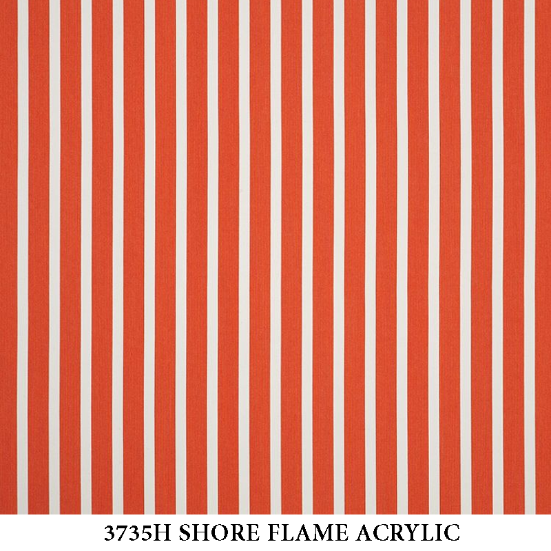 3735H Shore Flame Stripe-Acrylic