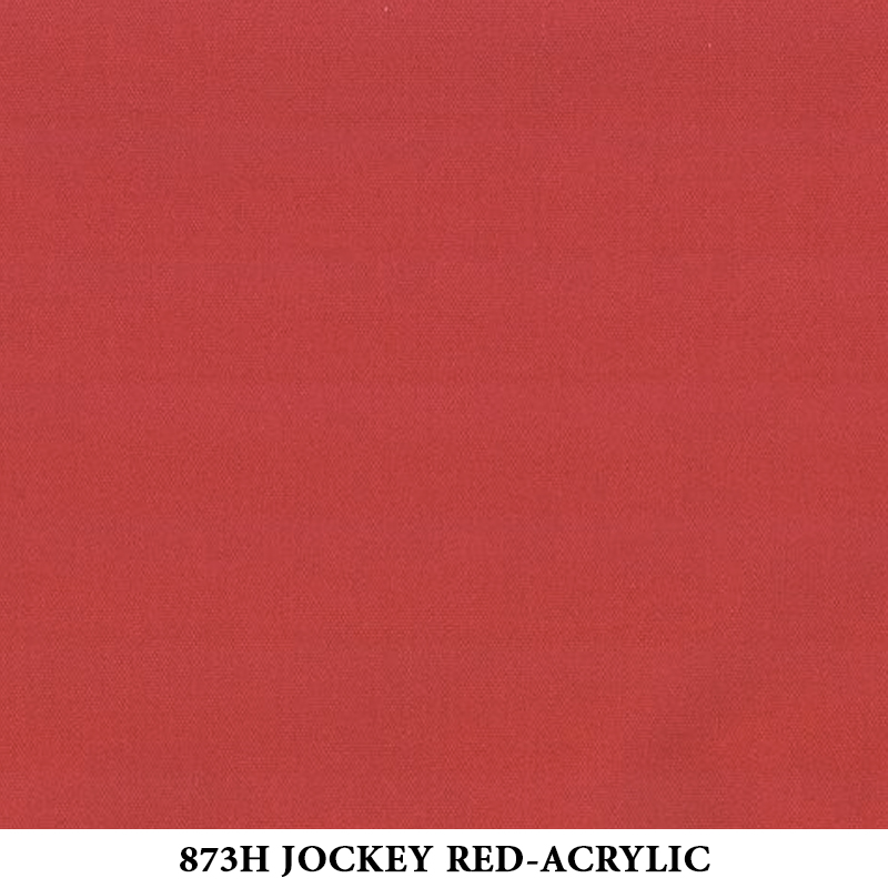 873H Canvas Jockey Red
