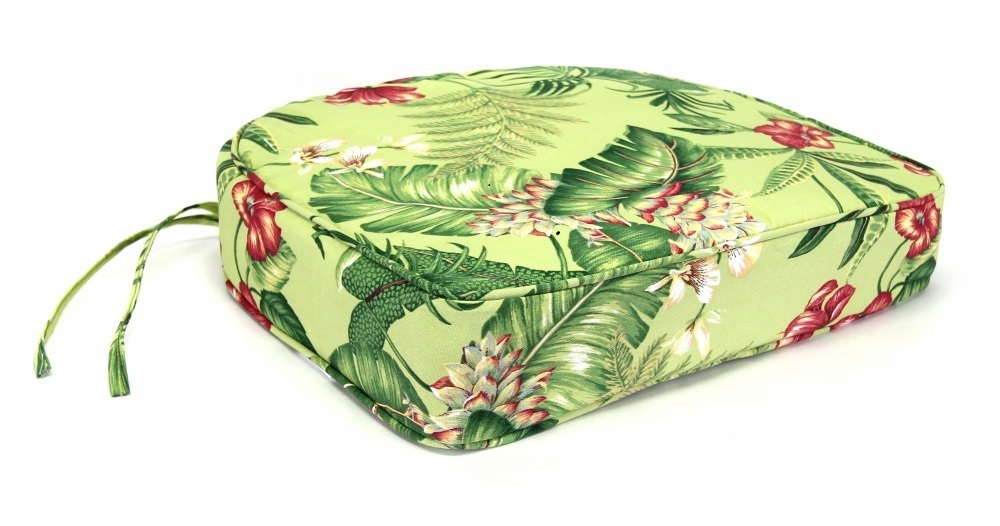 "Rounded Back Seat Cushion 18""x17""X4"""