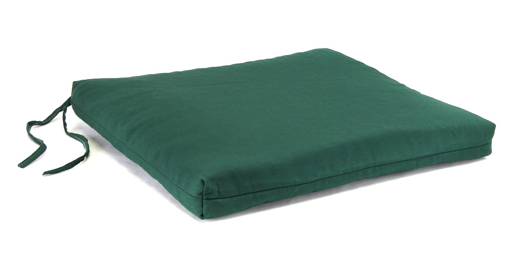 "Rectangular Seat Cushion 19"" x 17"" x 2"""