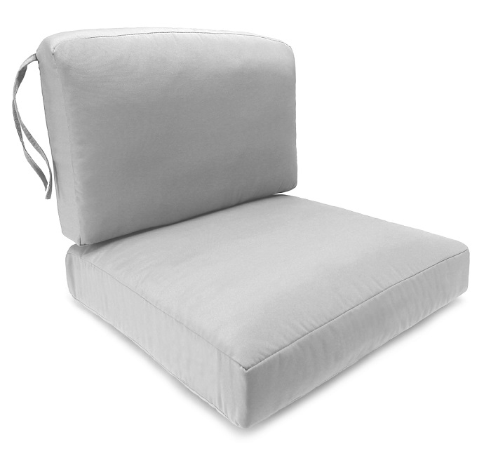 Paragon Deep Seat 2 Piece Chair Cushion Set