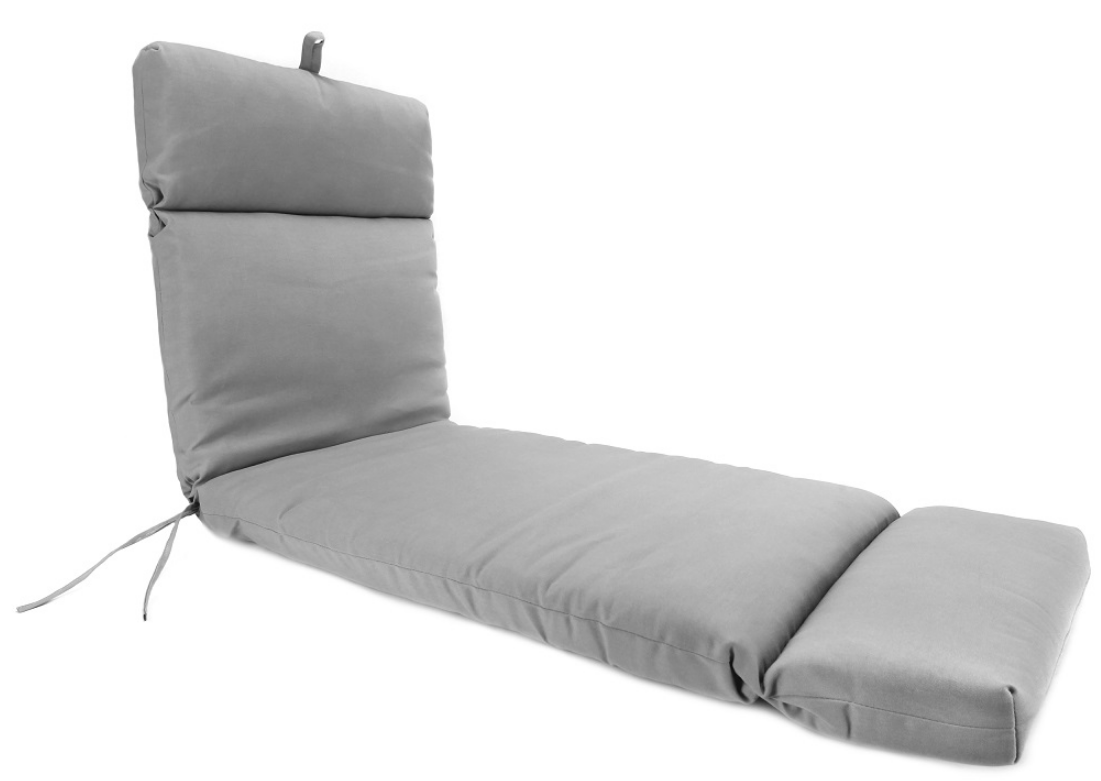 "Universal Chaise Lounge Cushion 22"" x 72"" x 4"""