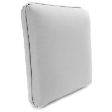 Tucked Corner Back  Cushion (Size: 21x21x5)